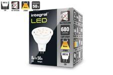 MR16 12v LED Bulb - 8W (50W equiv) - 2700K (Warm White) - 680 Lumens.