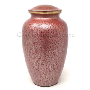 Cremation urn Classy Large Brass for Ashes (Big)