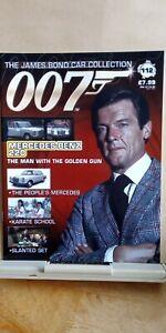James Bond 007 Car Collection Magazine No 112