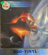ZZ TOP Afterburner LP Vinyl 1985 Warner ZZ-Top 9253421 EX Con