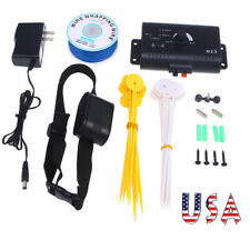 New listing 1Pc Underground Electric Dog Fence System Waterproof Shock Collars For Pet Us