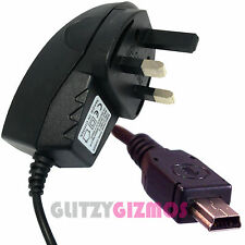 MAINS CHARGER FOR GARMIN NUVI 1200 1250 1260T 1300 1350