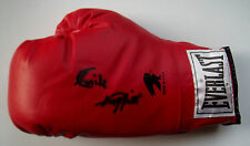 EMILE GRIFFITH Signed LEATHER Everlast Boxing Glove HOF Undisputed Champion GAI