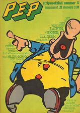 PEP 1975  nr. 05 - BLUEBERRY (LOSSE BIJLAGE) / FRANKA / OLIVIER BLUNDER (COVER)