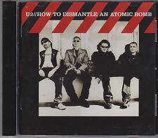 U2 - HOW TO DISMANTLE AN ATOMIC BOMB - CD - NEW -