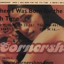 When I Was Born for the 7th Time Cornershop Audio CD First Press