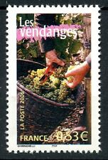 STAMP / TIMBRE FRANCE  N° 3888 ** REGION / LES VENDANGES