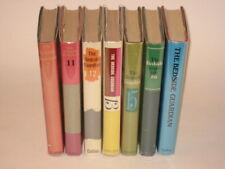 BEDSIDE GUARDIAN Vols 7, 11, 12, 13, 15, 16, 22 HC/DJ