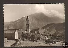 OLMI-CAPPELLA (CORSE) VILLAS & EGLISE ,MONTE PRADO 1957