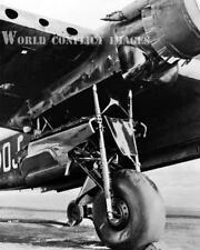 RAF WW2 Short Stirling Bomber Main Landing Gear 8x10 Photo