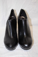 "UNLISTED By Kenneth Cole Black ""File Together"" Ankle Booties Womens, 8.5M-B128"