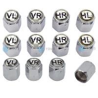 3 Ensembles You.S Aluminium Valve A Ventilation + Joint Marquage de Pneu Pkw