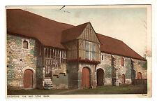 The Old Tithe Barn - Maidstone Photo Postcard 1932