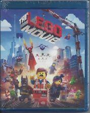 THE LEGO MOVIE (Blu-ray, 2014, 1 Disc) Brand New Sealed Package Emmet Batman