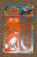 1986 Archie Pick Up Stix Game Archie Comic Series UNOPENED MINT IN PACKAGE