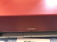 Discgear Selector 100e Red DVD CD Game Media Storage Box Organizer 100 Disc