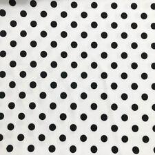 Polka Dot Prints on Liverpool Fabric - Style P-635-481