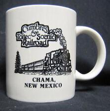 8 oz Cumbres and Toltec Scenic Railroad Mug Chama New Mexico