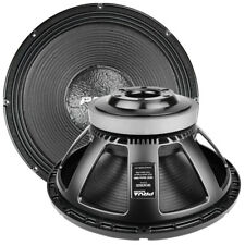 """B&C 18SW3600 18"""" Replacement Subwoofer Speaker Driver 3600W 8Ohm 4.5"""" Voice Coil"""