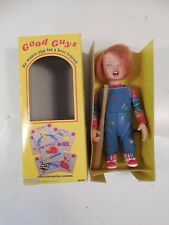 "NECA CULT CLASSIC S.4 CHUCKY 5"" ACTION FIGURE GOOD GUYS W/ORIGINAL BOX"