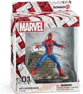 Schleich Marvel Spiderman Figurine #1 Spider-Man 21502