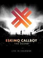 ESKIMO CALLBOY - THE SCENE. LIVE IN COLOGNE (LIMITED)  CD+DVD+BLU-RAY NEW!