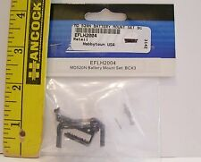 E-FLIGHT HOBBY R/C RADIO CONTROL HELICOPTER #2004 520 N BCX3 BATTERY MOUNT PARTS