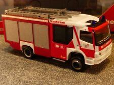 1/87 Herpa MB Atego Ziegler Z-Cab Feuerwehr Erfurt 093798
