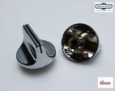 piani cottura Forno Manopola Comporre Interruttore A48c Baumatic Alluminio /& Nero fornelli