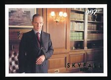 SKYFALL 2013 JAMES BOND AUTOGRAPHS AND RELICS GOLD #109 013/100