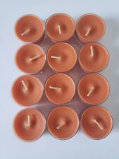 Partylite V04715 Harvest Spice 12 pack Universal Tealights Candles
