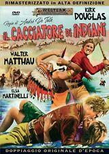 Dvd Il Cacciatore Di Indiani - (1955) Western ** A&R Productions ** .....NUOVO
