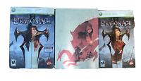 Dragon Age: Origins Collector's Edition Xbox 360 Game +Steel Book