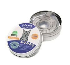 Flea and Tick Collar for Dogs and Cats Adjustable for pet puppy