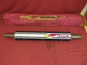 NOS Vintage Thrush Muffler 1958 Chevy
