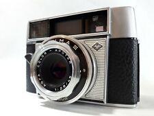 Ancien Appareil Photo Argentique à télémètre Agfa Optima III avec étui en cuir
