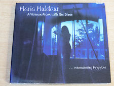 Maria Muldaur/A Woman Alone With The Blues Remembering Peggy Lee/2003 CD Album