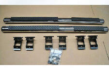HEY marchepied latéral Nerf Bars marchepieds pour Jeep Grand Cherokee 2011-2014