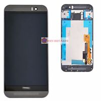 Full LCD Glass Screen digitizer Display assembly Replacement Part for HTC One M9