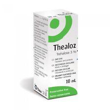 Thealoz Preservative Free Eye Drops For the treament of dry eye 10ml x 1