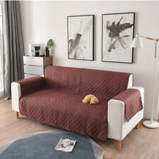 3 Type Pet Dog Kid Quited Sofa Couch Cover Furniture Protector Mat Slipcover