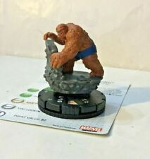 HeroClix 10th Anniversary #011  THE THING  MARVEL