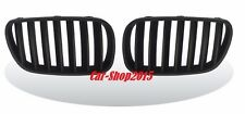Front Kidney Matte Black Grille For BMW E83 LCI X3 SUV 2007-2010
