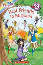 Rainbow Magic: Best Friends in Fairyland by Daisy Meadows (Paperback / softback)