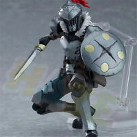 "Figma #424 Goblin Slayer 6"" PVC Action Figure Toy In Box Statue Collection"