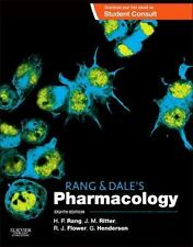 Rang & Dale's Pharmacology 8th Int'l Edition