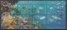 Australien - Michel-Nr. Block 20 I gestempelt/o (Unterwasserwelt / Sea Life)