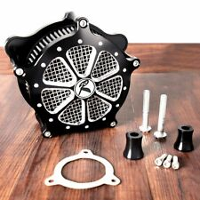 Shallow Cut  Air Cleaner Kit Fits Harley Touring Road King FLHR FLH/T 2017-2018