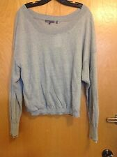 NWT Vince Gray Boatneck Sweater Sz L