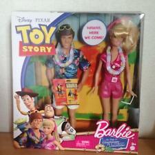 Toy Story Hawaiian Vacation Barbie & Ken Hawaii Disney Store Doll 2 Pack Mattel